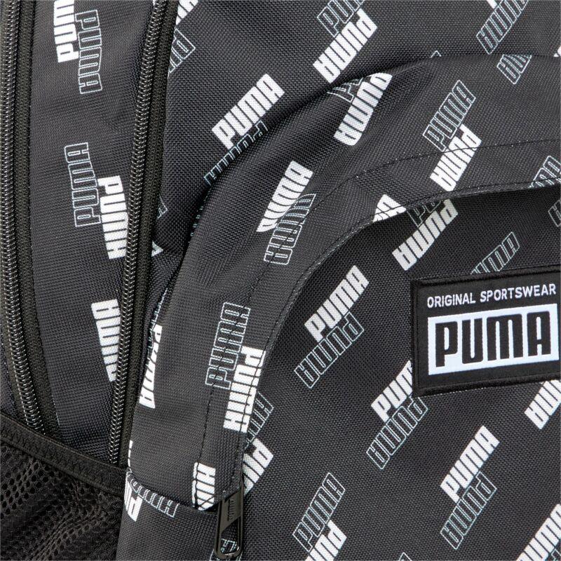 Puma Academy hátizsák, fekete-logós