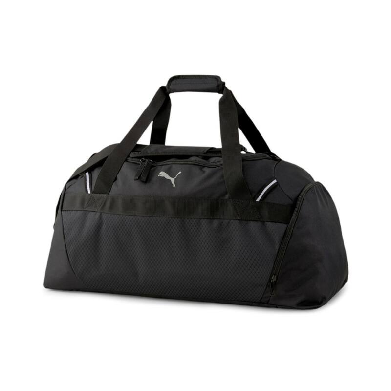 Puma sporttáska, VIBE SPORTS BAG, fekete