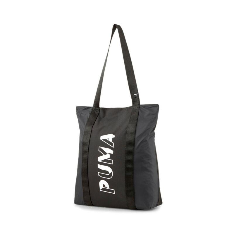 Puma Core Base Shopper női táska, fekete