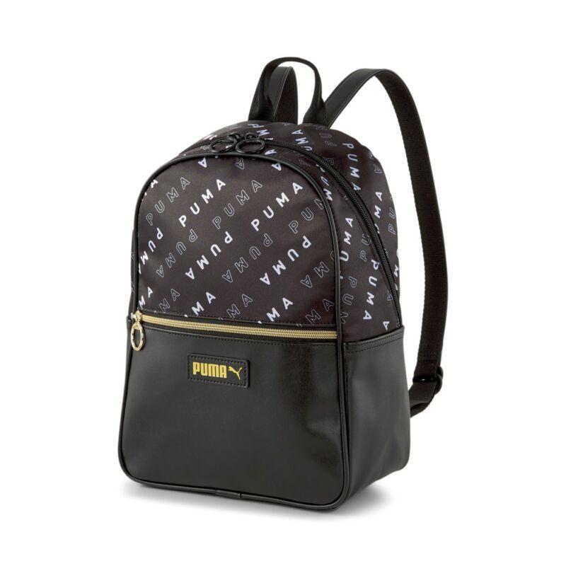 Puma női hátizsák, Prime Classics Backpack, fekete