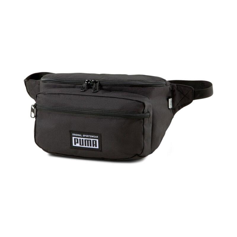 Puma Academy Waist Bag övtáska, fekete