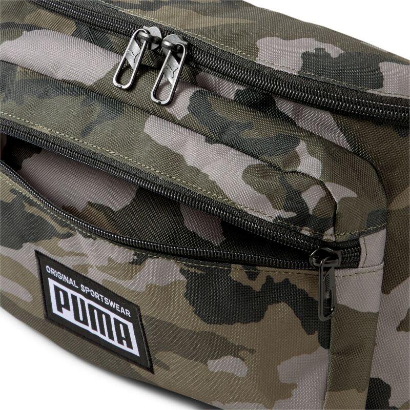 Puma Academy Waist Bag övtáska, camouflage