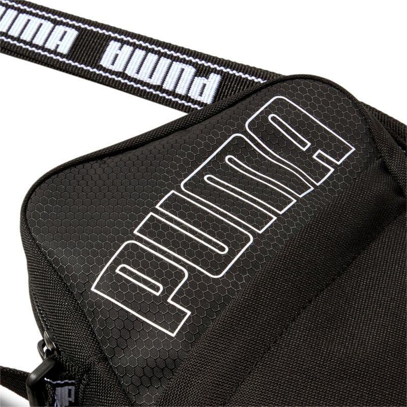Puma EvoESS Compact Portable kis oldaltáska, fekete