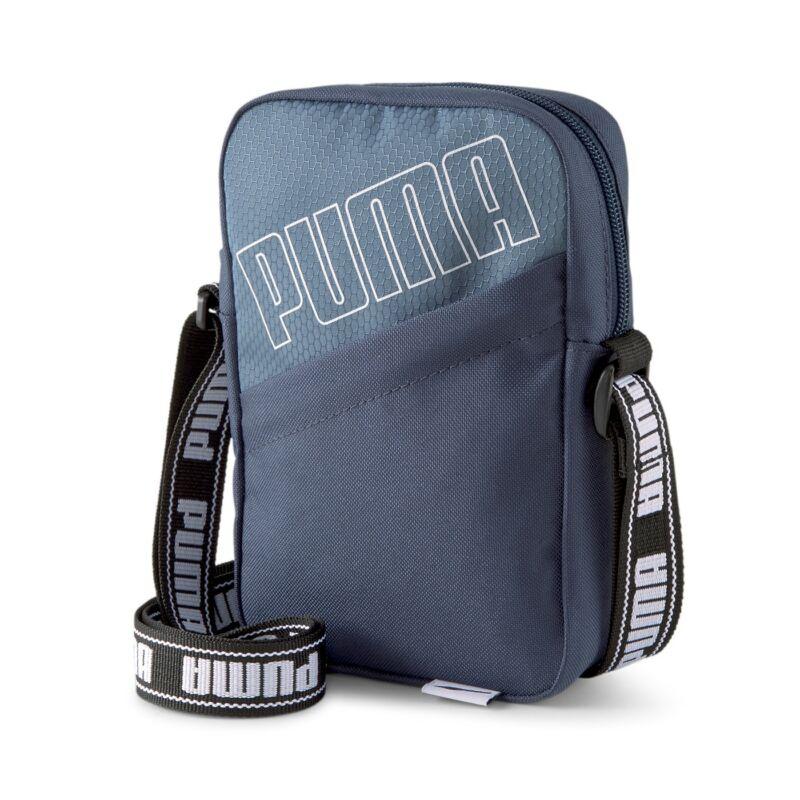 Puma EvoESS Compact Portable kis oldaltáska, kék