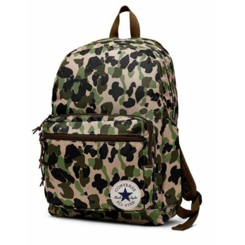 Converse GO 2 Backpack, terep mintás