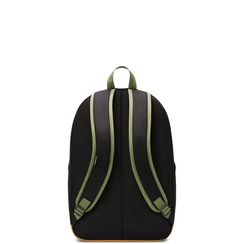 Converse GO 2 Backpack, fekete-khaki