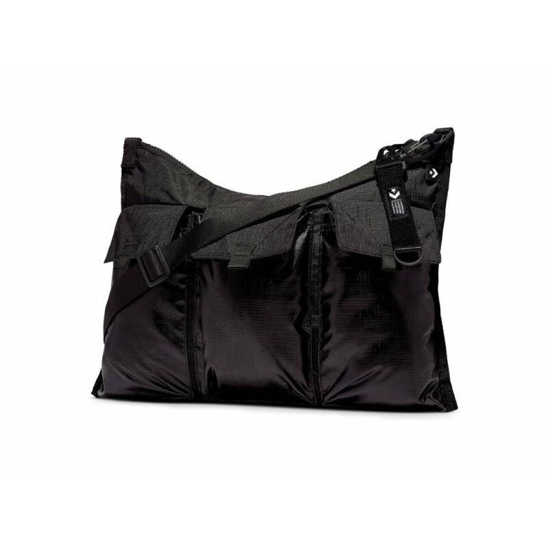 Converse UTILITY SHOULDER BAG, fekete