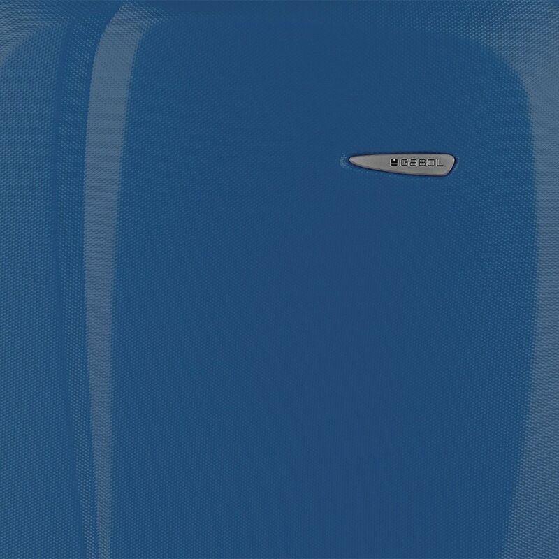 Gabol LINE 4-kerekes keményfedeles kabinbőrönd S, sötétkék