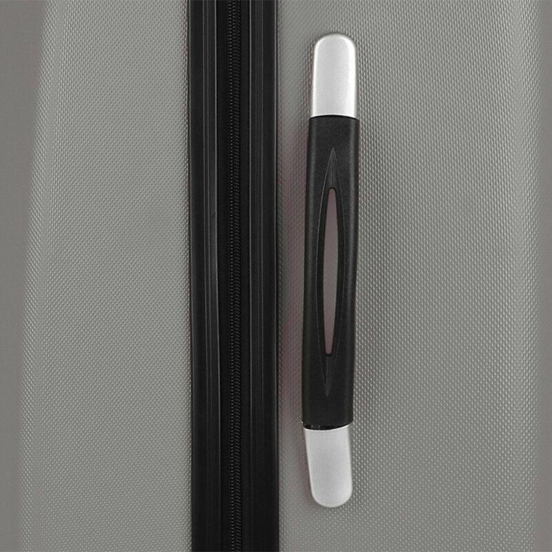 Gabol LINE 4-kerekes keményfedeles kabinbőrönd M, szürke