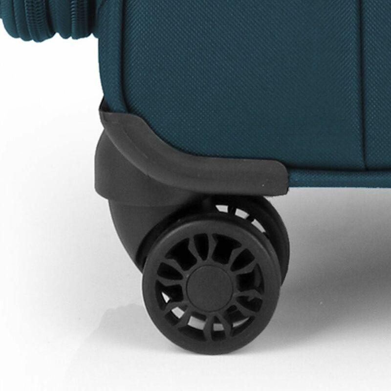Gabol ZAMBIA 4-kerekes kabinbőrönd S, petrol