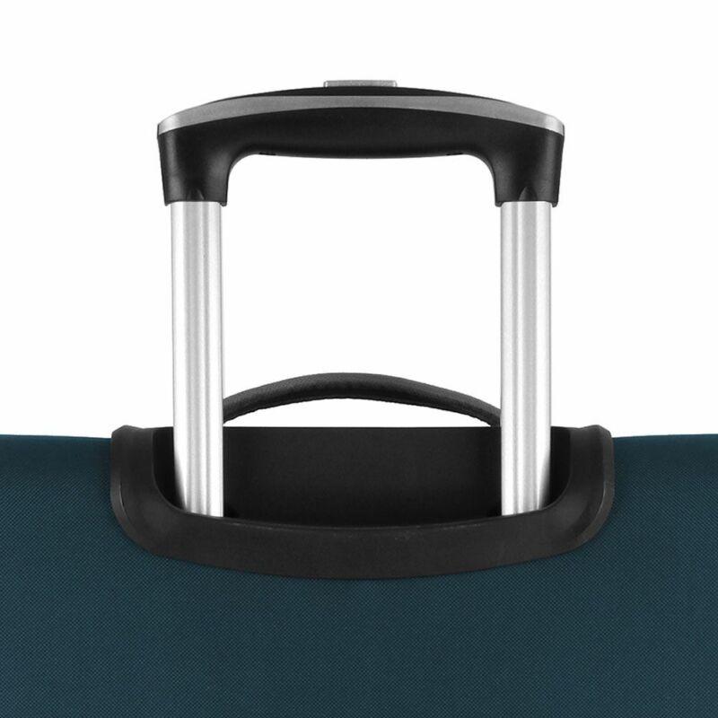 Gabol ZAMBIA 4-kerekes bővíthető bőrönd M, petrol