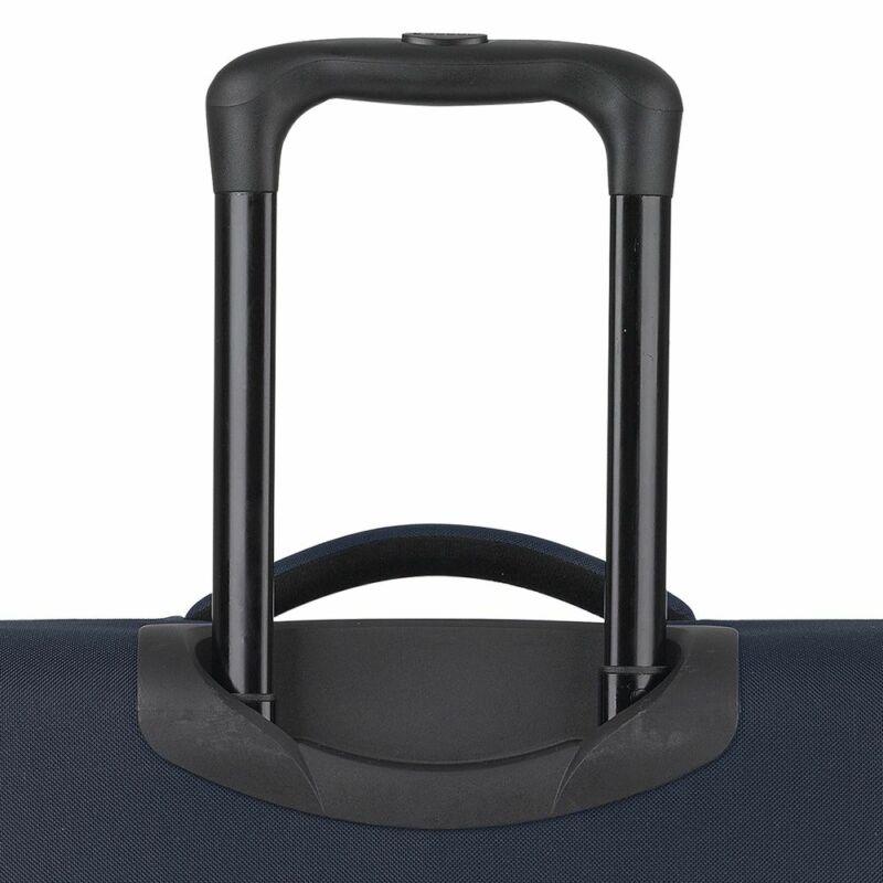 Gabol NORDIC 4-kerekes bőrönd szett, sötétkék