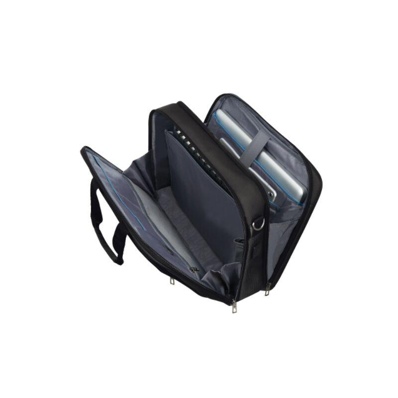 "Samsonite VECTURA EVO üzleti táska 15,6"", fekete"