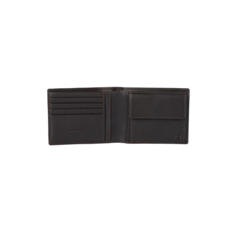 Samsonite bőr pénztárca SUCCESS 2 SLG, barna