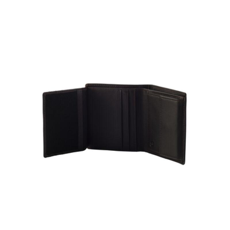 Samsonite bőr pénztárca SUCCESS 2 SLG álló fazon, fekete