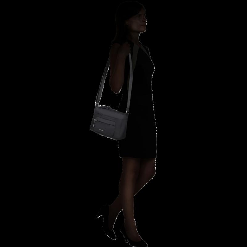 Samsonite MOVE 3.0 női válltáska S, fekete