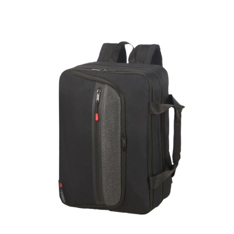 "American Tourister CITY AIM 3 in 1 fedélzeti táska 15,6"", fekete"