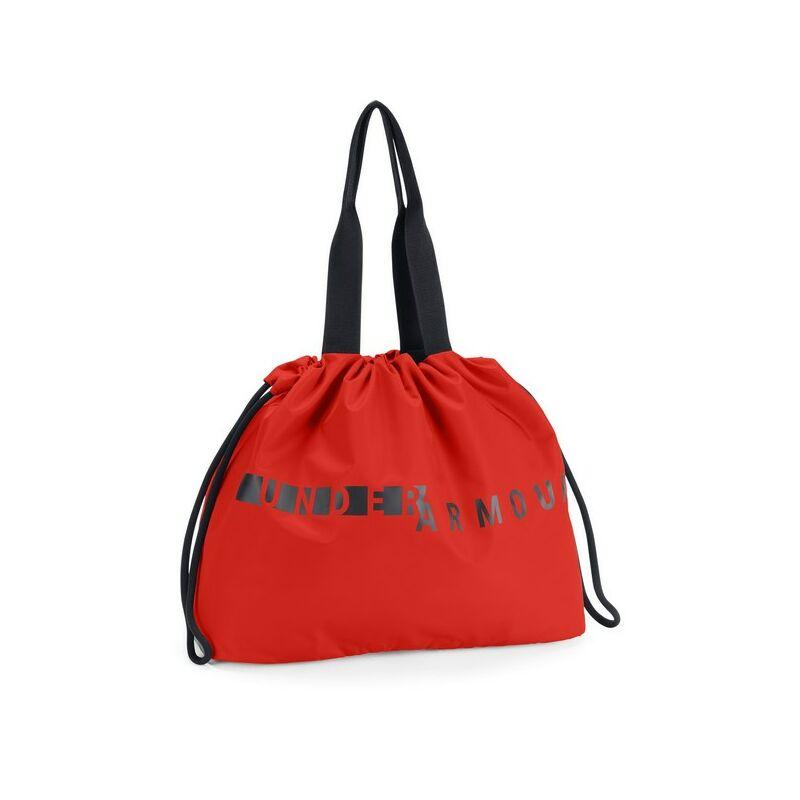 Under Armour UA Favorite Graphic Tote női divat-fitness táska, narancs