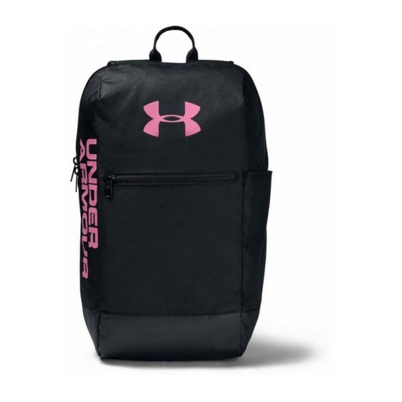 Under Armour UA Patterson hátizsák, fekete-rózsaszín