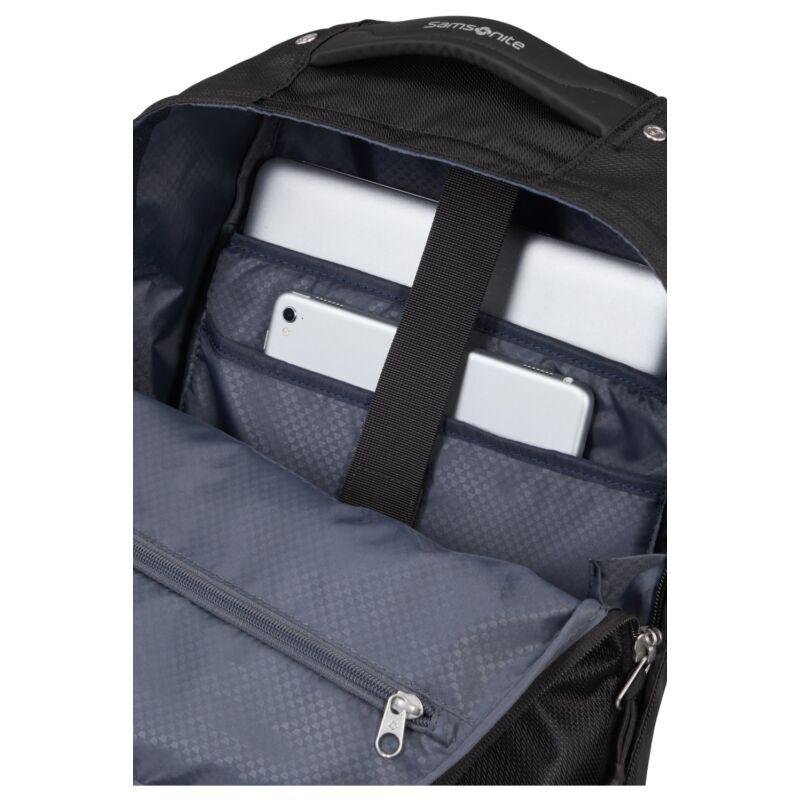 """Samsonite MIDTOWN laptop hátitáska 15,6"""", fekete"""