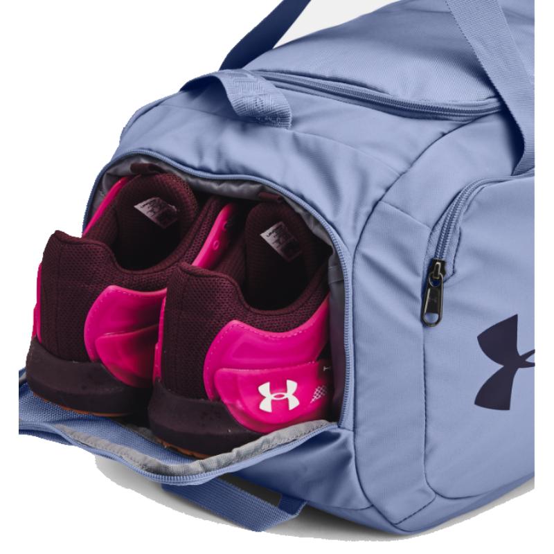 Under Armour  Undeniable Duffel 4.0 SM sporttáska, szürke-pink
