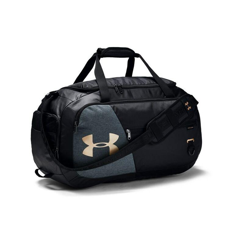 Under Armour  Undeniable Duffel 4.0 MD sporttáska, fekete-szürke