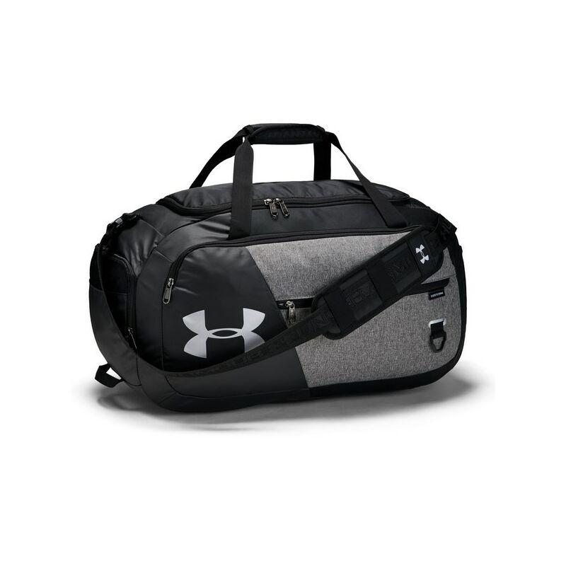 Under Armour  Undeniable Duffel 4.0 MD sporttáska, szürke-fekete