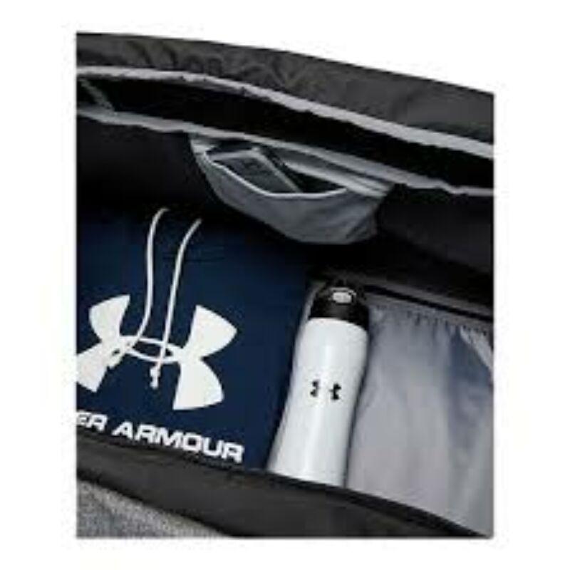 Under Armour  Undeniable Duffel 4.0 LG sporttáska, fekete-szürke