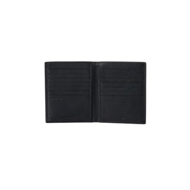 Samsonite bőr pénztárca ATTACK 2 SLG, álló fazon, fekete