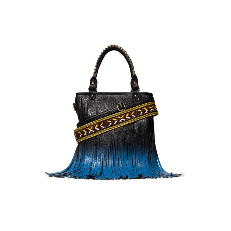Desigual női divattáska, Bols Zulema Coro, fekete