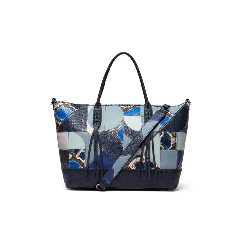 Desigual női divattáska, Bols Ayax Holbox, kék