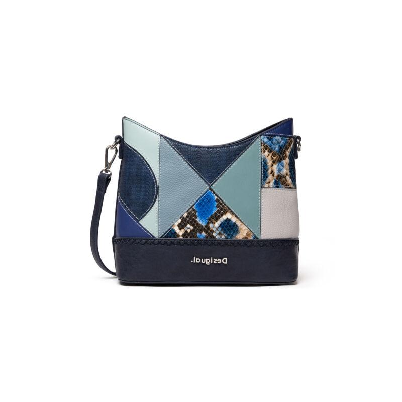Desigual női divattáska, Bols Lazurus Galati, kék