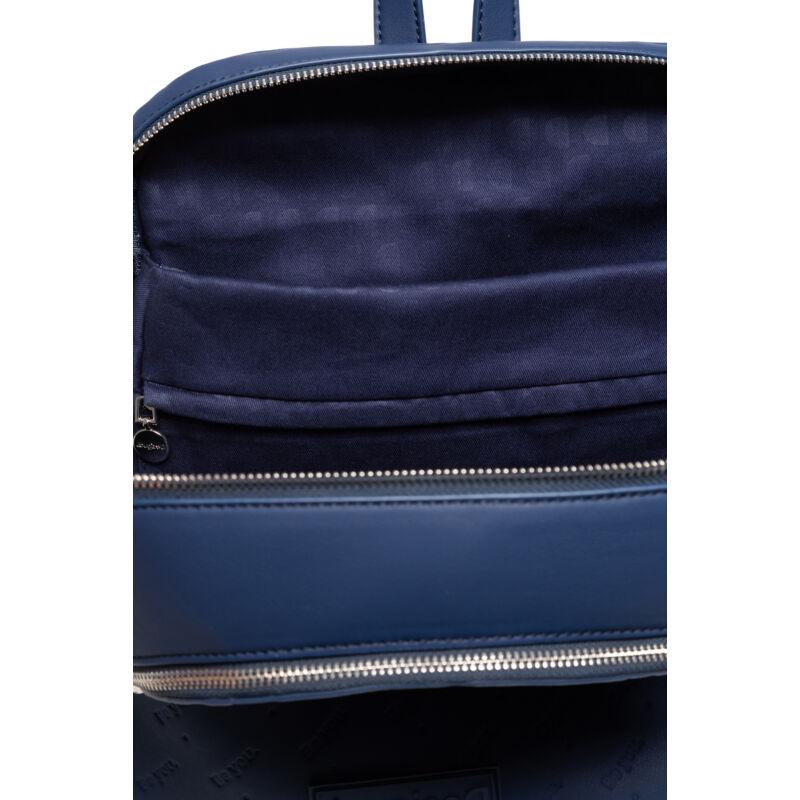 Desigual női divat hátizsák, Back Alma Novara, kék