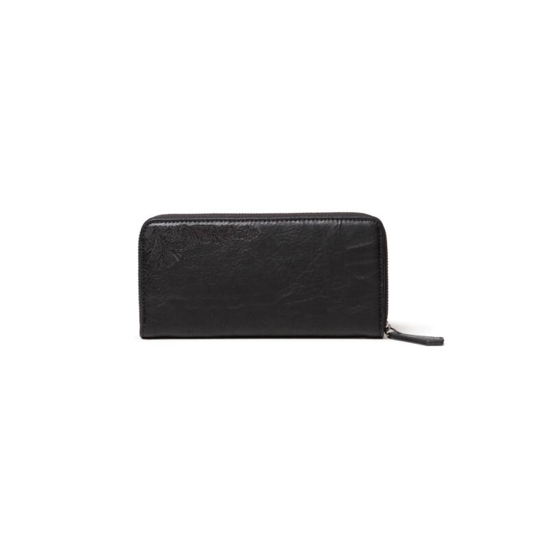 Desigual női pénztárca, Mone Martini Zip Around, fekete