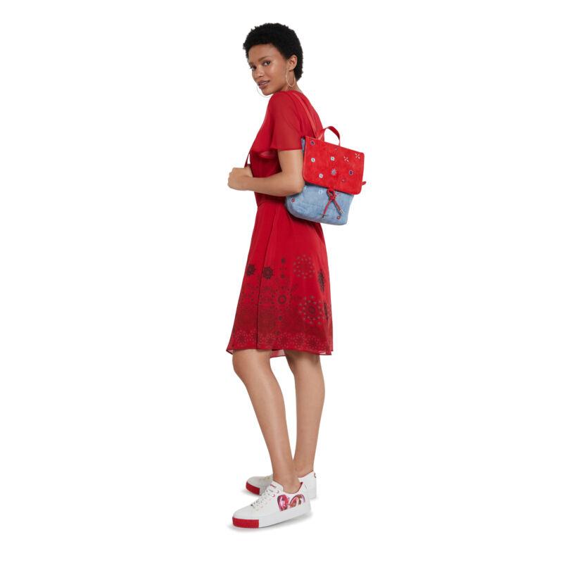 Desigual női divat hátizsák, Back July Denim Arola