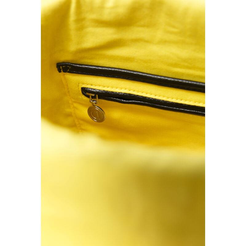 Desigual női divat hátizsák, Back Mickey Rock Nerano, fekete
