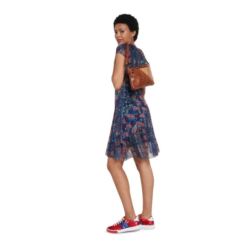Desigual női divattáska, Bols Parker Durban, barna