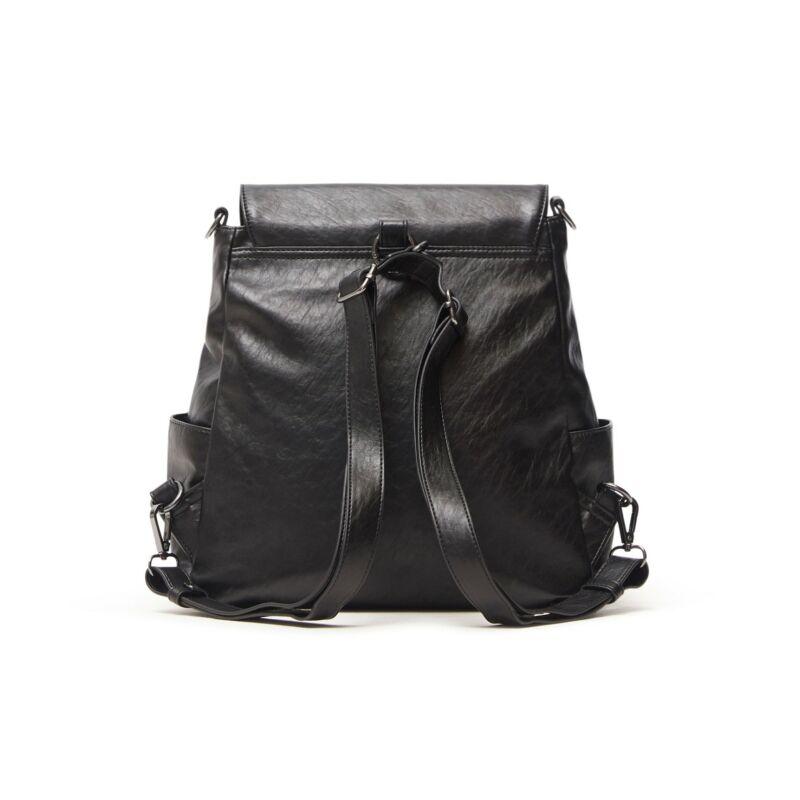 Desigual női divat hátizsák, Back Niagara Positano, fekete