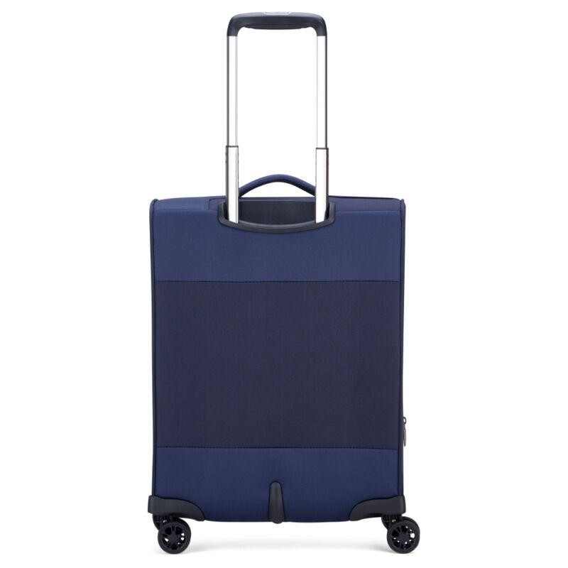 Roncato SIDETRACK 4-kerekes bővíthető kabinbőrönd, kék