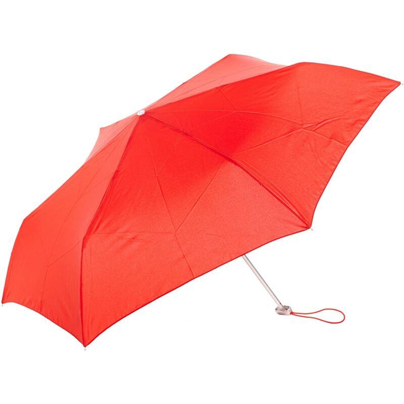 Samsonite ALU DROP manuális esernyő, piros