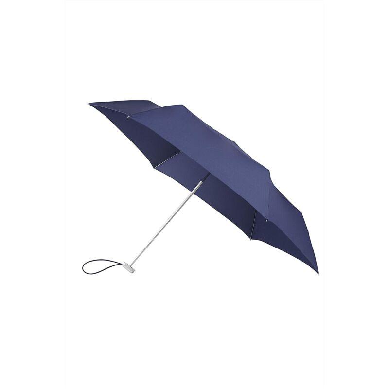 Samsonite ALU DROP manuális esernyő, sötétkék
