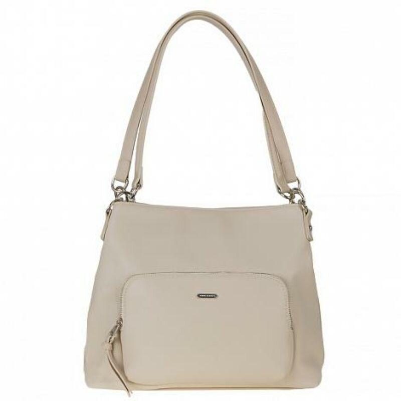 David Jones női táska, krém fehér