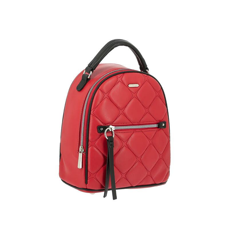 David Jones női divat hátizsák, piros