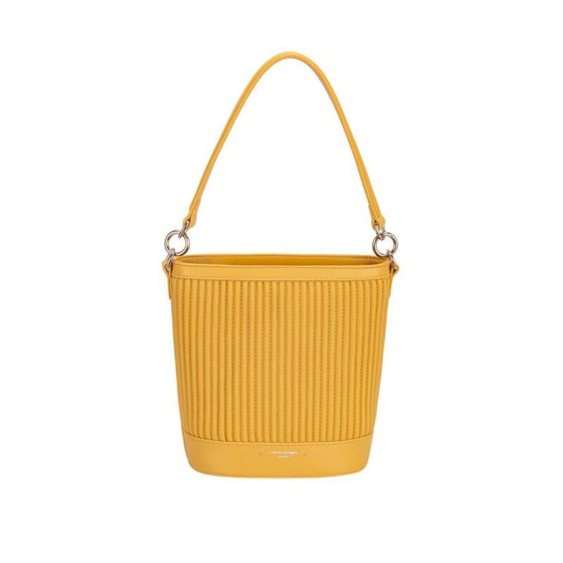 David Jones női táska, sárga
