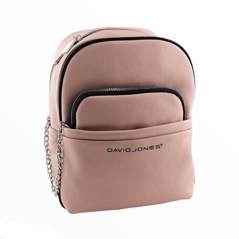 David Jones női divat hátizsák, pink