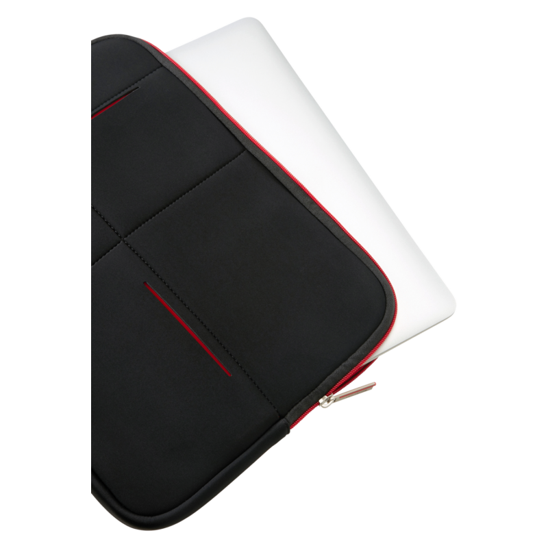 """Samsonite AIRGLOW SLEEVES laptop tok 15,6"""", fekete-piros"""
