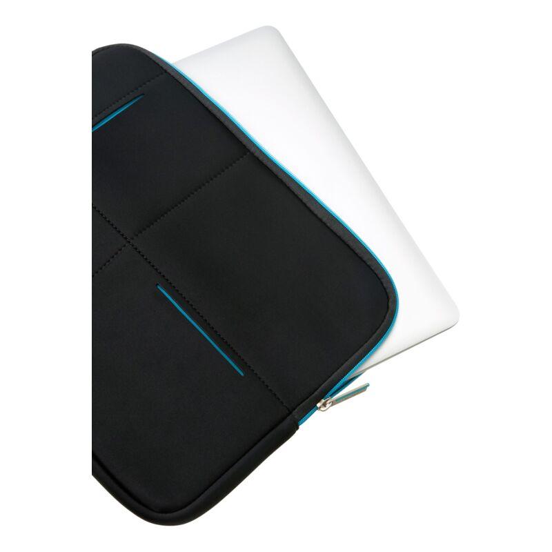 """Samsonite AIRGLOW SLEEVES laptop tok 14,1"""", fekete-kék"""