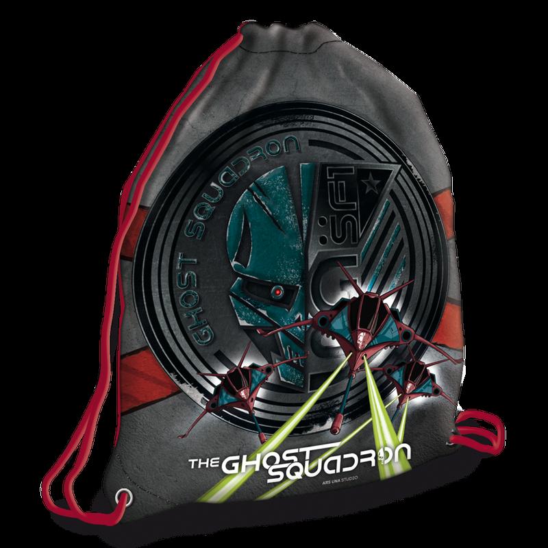 Ars Una The Ghost Squadron sportzsák