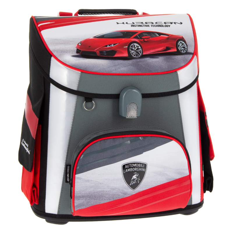 Ars Una Lamborghini kompakt easy mágneszáras iskolatáska