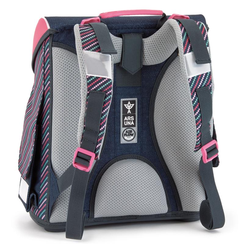 Ars Una Think Pink új kompakt easy mágneszáras iskolatáska